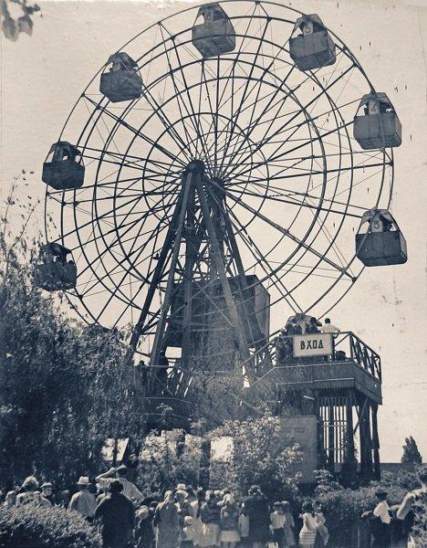Мелитопольский парк: от первого саженца до современного пруда, фото-11