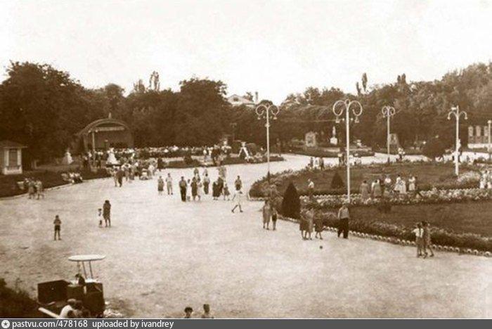 Мелитопольский парк: от первого саженца до современного пруда, фото-17, Фото Андрея Власова