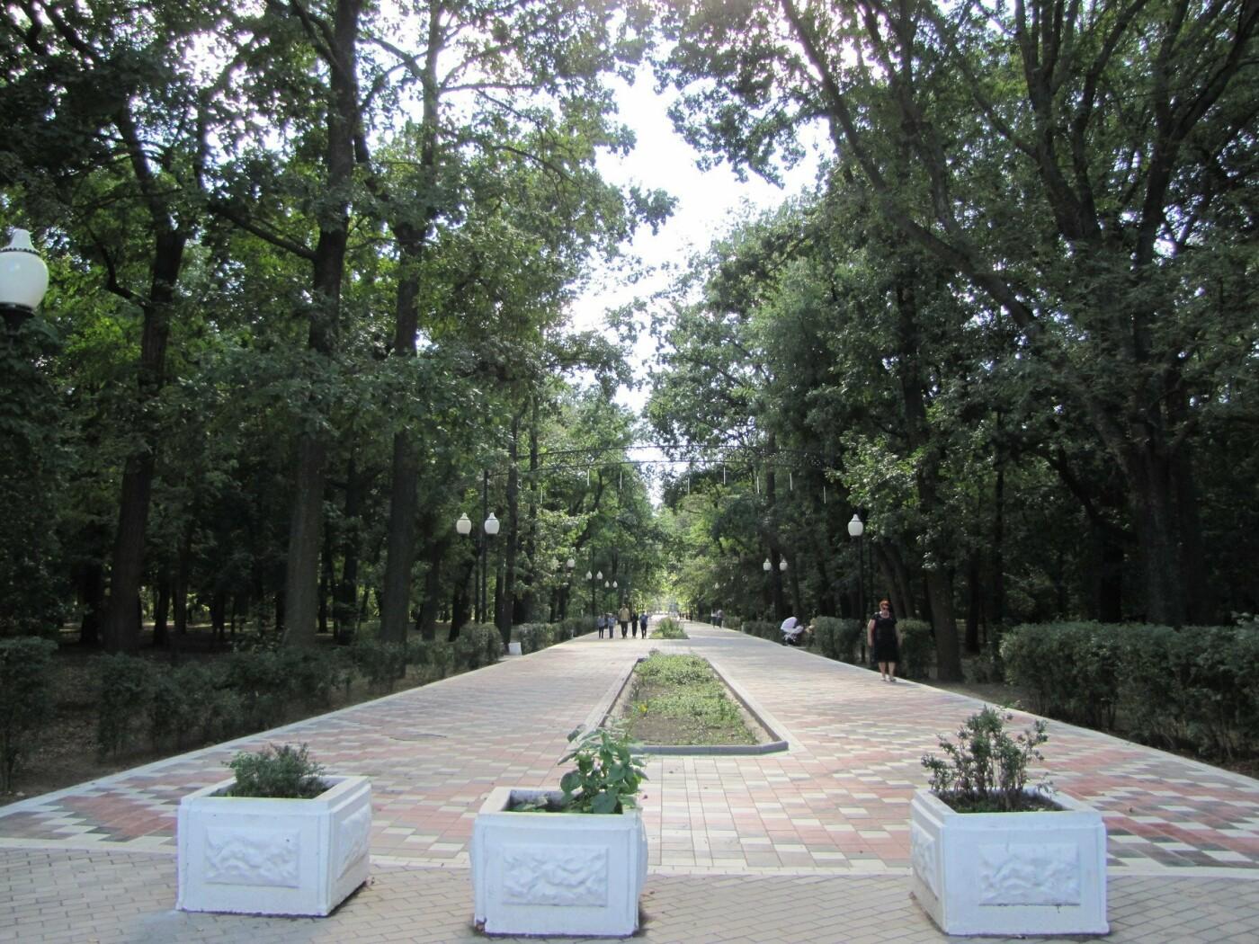 Мелитопольский парк: от первого саженца до современного пруда, фото-18