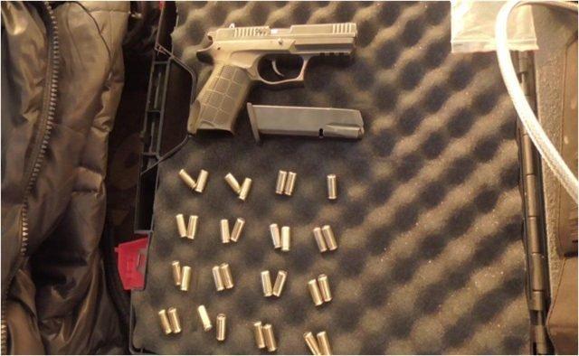 Мелитополец с оружием пытался пересечь границу с Крымом , фото-1