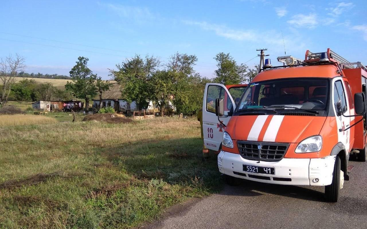 Вчера в Мелитополе и районе потребовалась помощь спасателей, фото-3