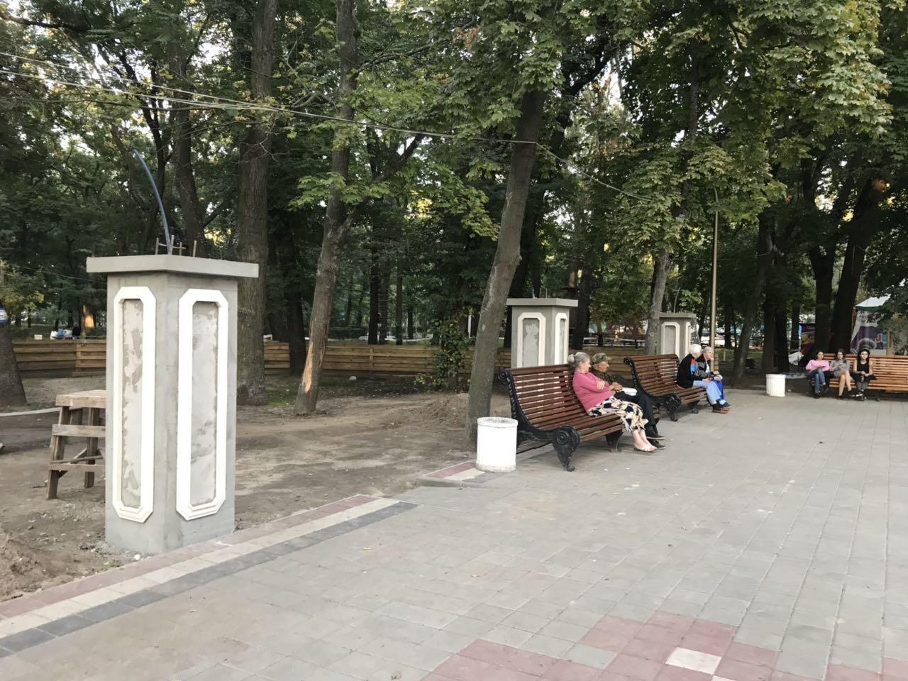 Отреставрированные бюсты поэтов вернут на прежнее место ко Дню города, фото-3