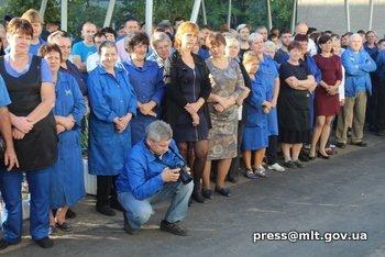 В Мелитополе поздравили лучших машиностроителей , фото-2