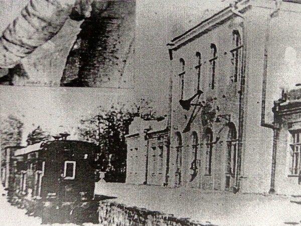 Лицей был железнодорожной станцией , фото-6