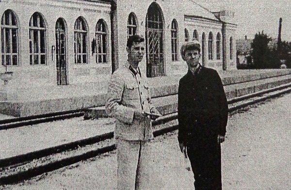 Лицей был железнодорожной станцией , фото-1