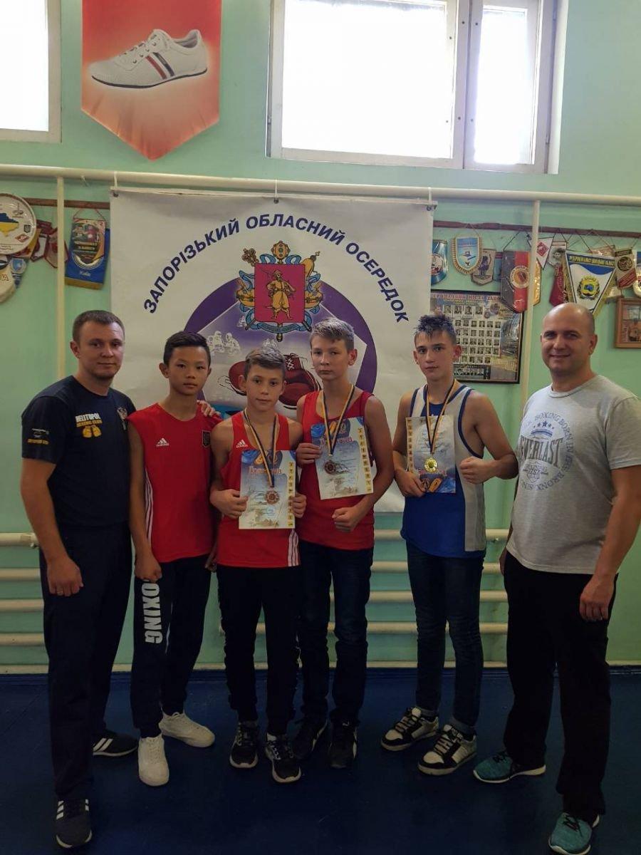 Мелитопольские боксеры стали чемпионами области, фото-2