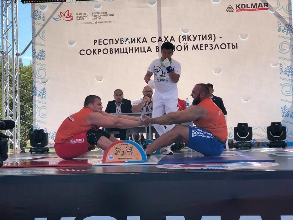 Сборная Украины по мас-рестлингу завоевала четыре медали на престижных соревнованиях, фото-9