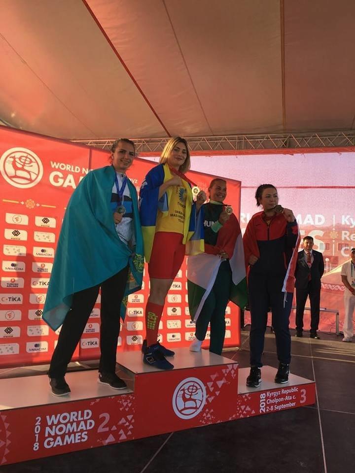 Сборная Украины по мас-рестлингу завоевала четыре медали на престижных соревнованиях, фото-8