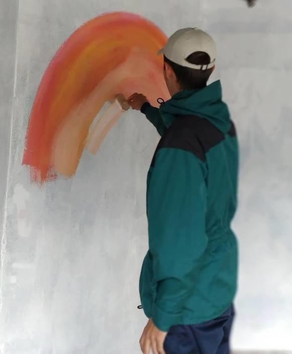 В Мелитополе устроили арт-перформанс , фото-1