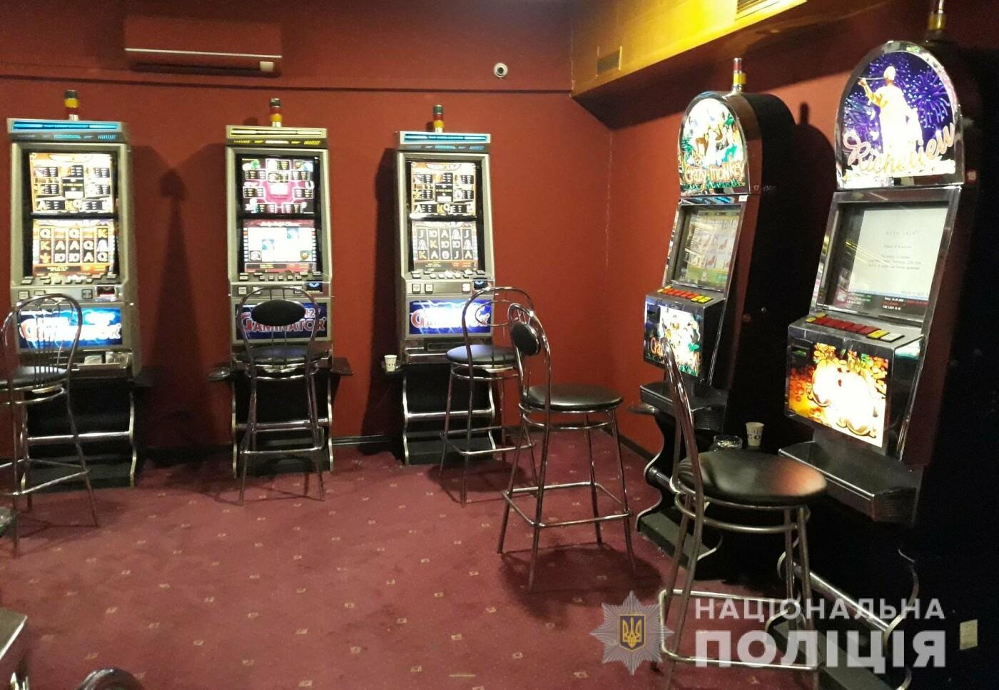 В Мелитополе правоохранители закрыли два игорных заведения , фото-5