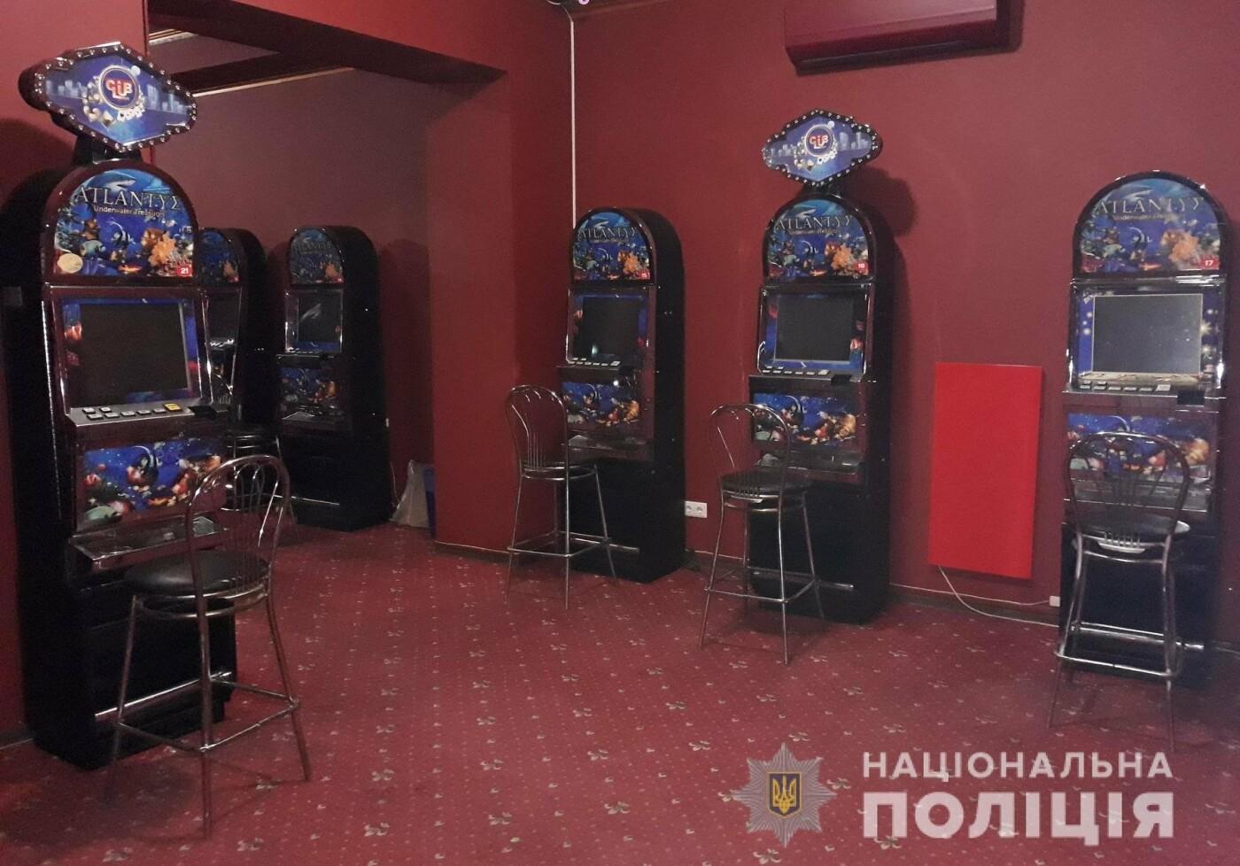 В Мелитополе правоохранители закрыли два игорных заведения , фото-4
