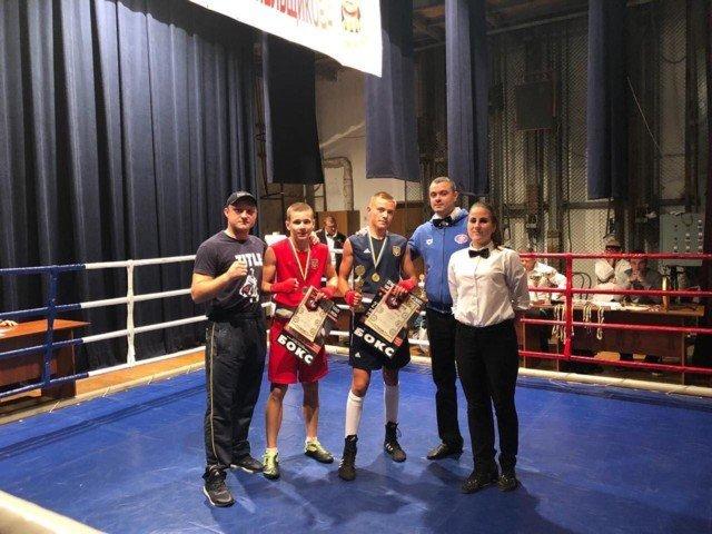 Кирилловский боксер - победитель Всеукраинского турнира, фото-1