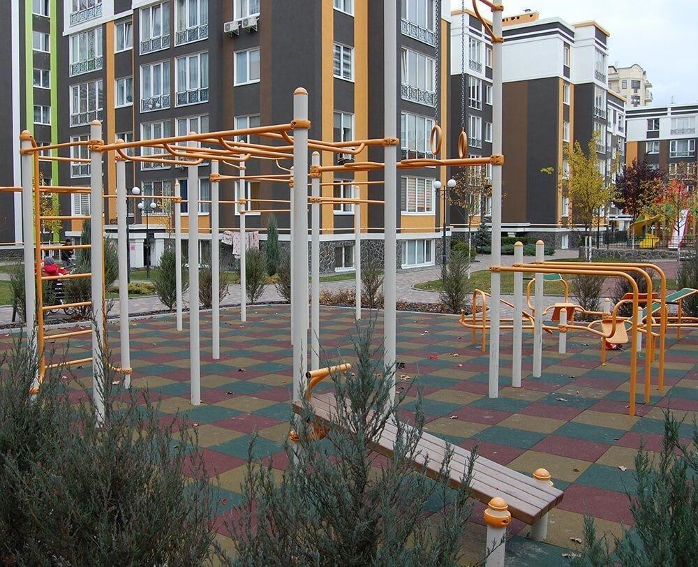 В Мелитополе установят еще одну спортивную площадку , фото-3
