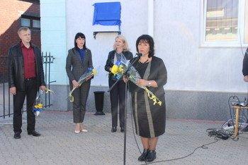 В Мелитополе открыли мемориальную доску в честь воинов УНР, фото-1