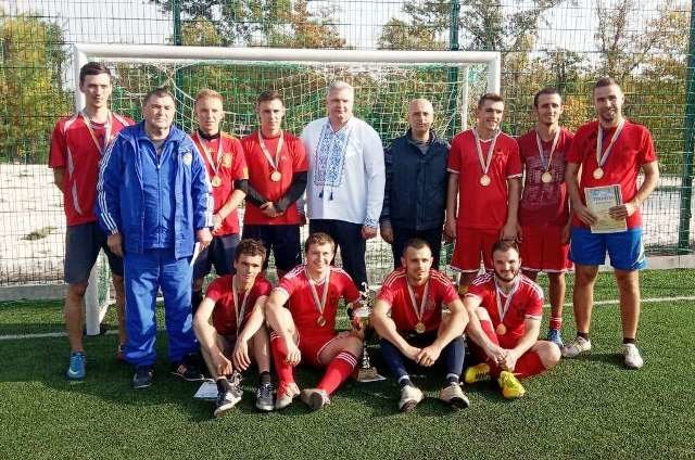Состоялся турнир по мини-футболу на Кубок председателя Мелитопольской райгосадминистрации, фото-2