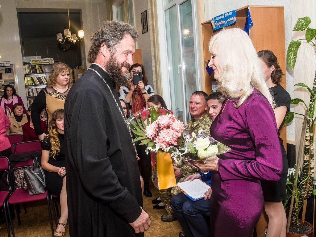 В Мелитополе состоялся литературно-музыкальный вечер Лидии Суховей , фото-3