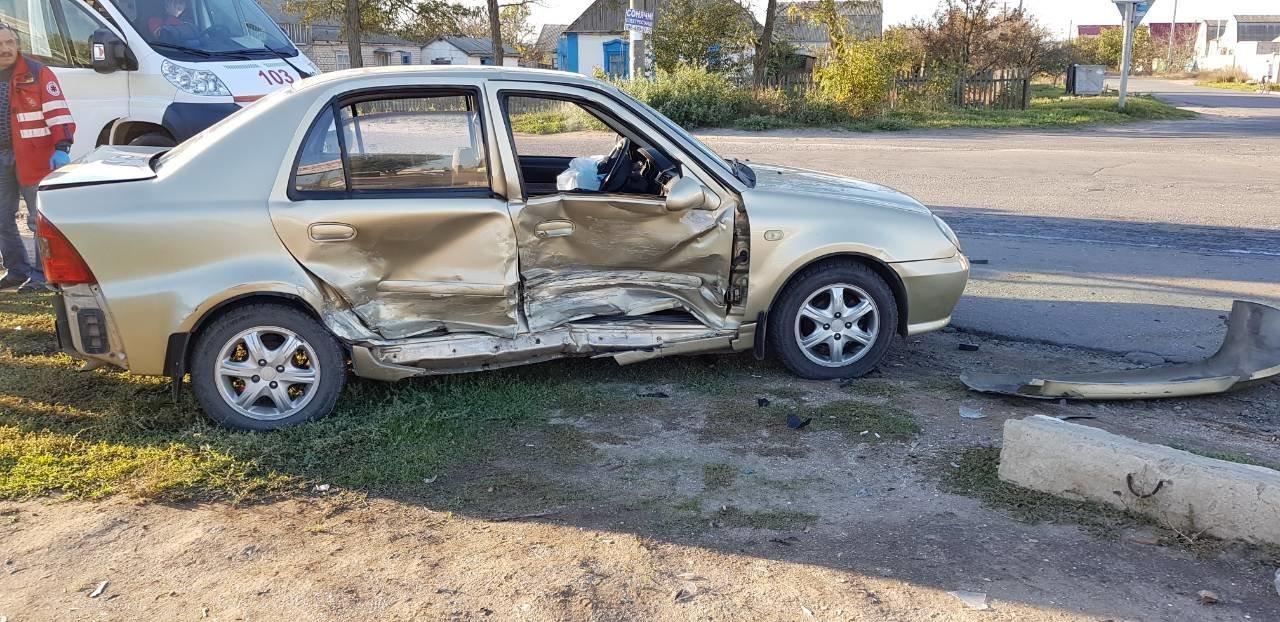 В Кирилловке произошло ДТП с участием трех транспортных средств, фото-5