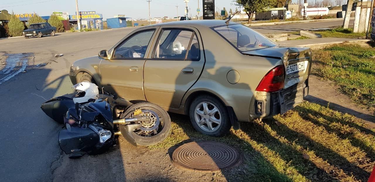 В Кирилловке произошло ДТП с участием трех транспортных средств, фото-2