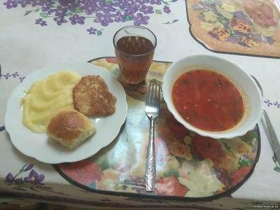 В Мелитопольском ГорУО показали, чем кормят школьников льготных категорий, фото-1