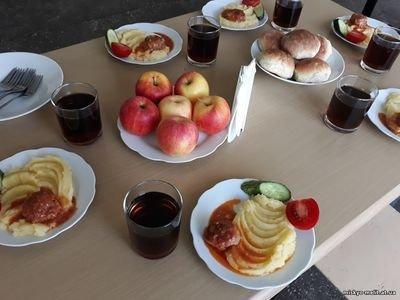 В Мелитопольском ГорУО показали, чем кормят школьников льготных категорий, фото-3