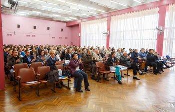 Мелитопольские медики перенимали опыт ведущих специалистов страны, фото-1