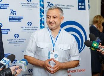 Мелитопольские медики перенимали опыт ведущих специалистов страны, фото-2