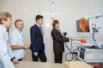 Мелитопольские медики перенимали опыт ведущих специалистов страны, фото-3