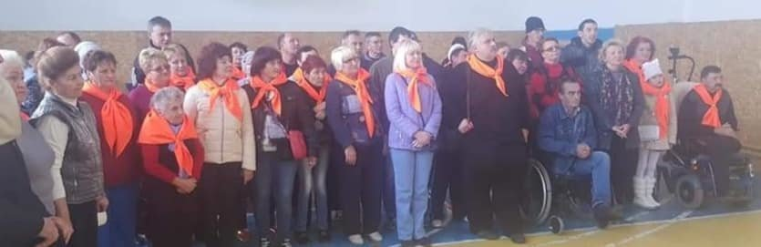 В Мелитополе проходят инклюзивные соревнования , фото-1, Фото А. Жорняка