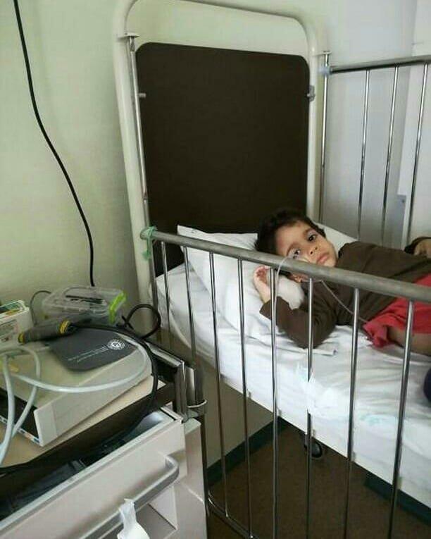 Малышу из Мелитополя нужна помощь , фото-2, Фото из соцсетей