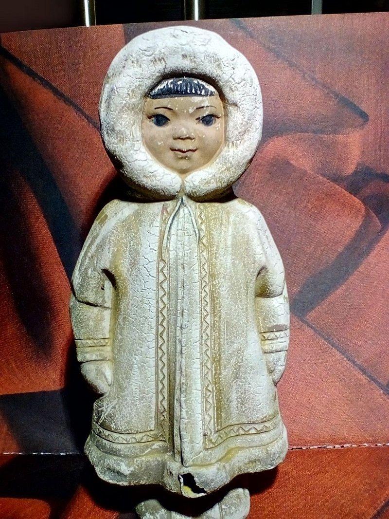 Странная находка на берегу Кирилловки оказалась советской куклой , фото-2