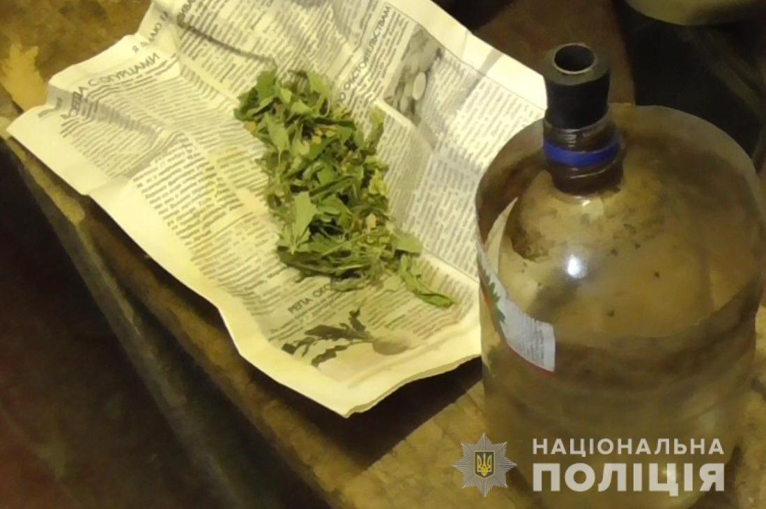 Житель Приазовского района распространял наркотики , фото-1