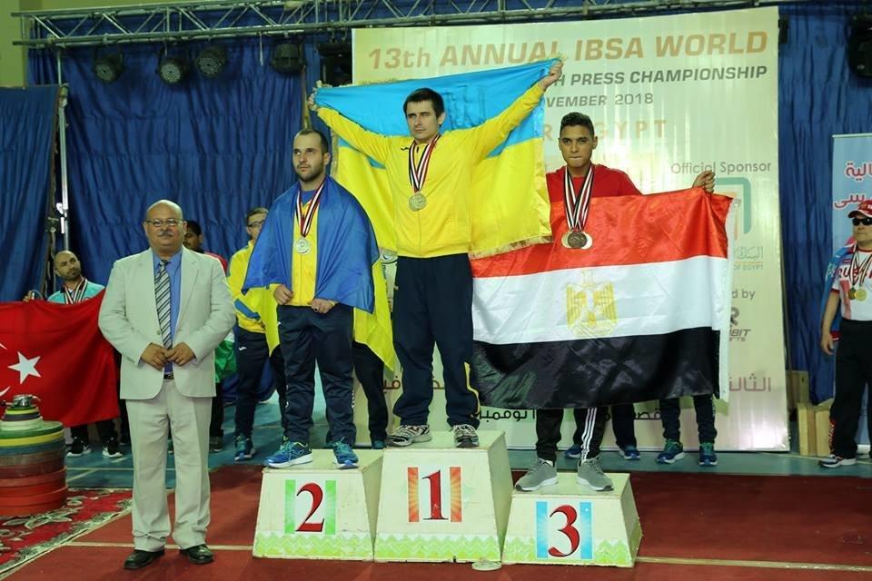Мелитопольский спортсмен - серебряный призер Чемпионата Мира по пауэрлифтингу, фото-1