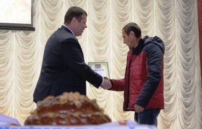 Аграриев Мелитопольского района поздравили с праздником , фото-3