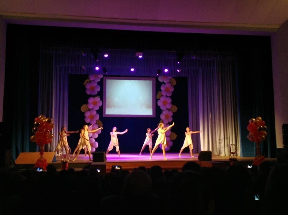 Мелитопольский хореографический коллектив отметил юбилей, фото-2