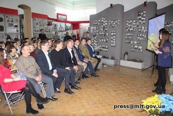 В Мелитополе отметили День Достоинства и Свободы , фото-3