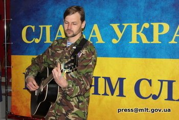 В Мелитополе отметили День Достоинства и Свободы , фото-4