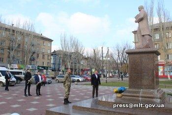В Мелитополе отметили День Достоинства и Свободы , фото-6