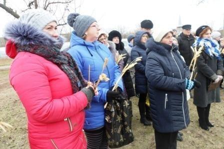 В Мелитопольском районе открыли памятный знак жертвам Голодомора, фото-2