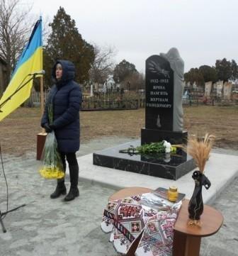 В Мелитопольском районе открыли памятный знак жертвам Голодомора, фото-8