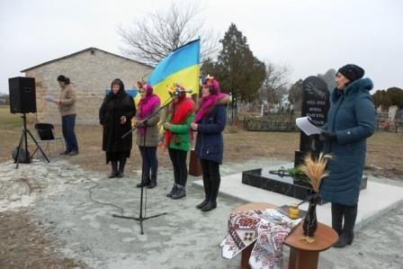В Мелитопольском районе открыли памятный знак жертвам Голодомора, фото-9