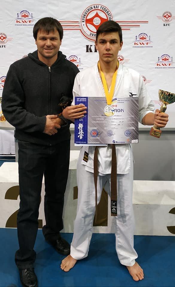 Мелитопольский каратист стал чемпионом Украины, фото-3