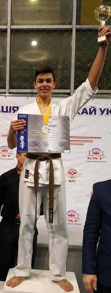 Мелитопольский каратист стал чемпионом Украины, фото-2