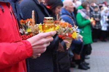 В Мелитополе почтили память жерт Голодоморов, фото-3