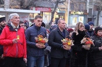В Мелитополе почтили память жерт Голодоморов, фото-4