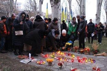 В Мелитополе почтили память жерт Голодоморов, фото-2