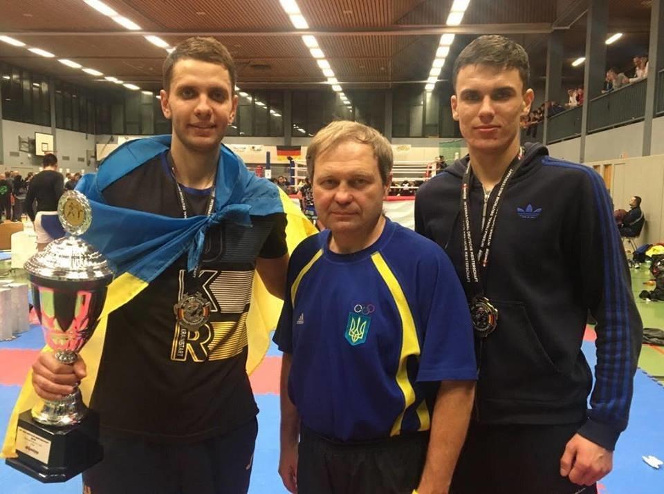 Мелитопольские кикбоксеры стали победителями международного турнира, фото-3