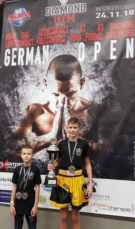 Мелитопольские кикбоксеры стали победителями международного турнира, фото-2