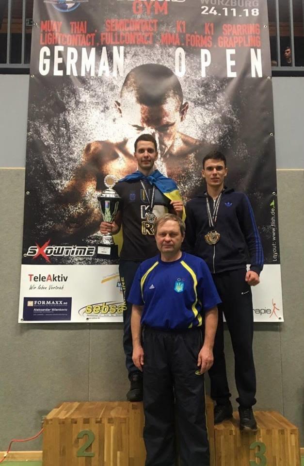 Мелитопольские кикбоксеры стали победителями международного турнира, фото-1
