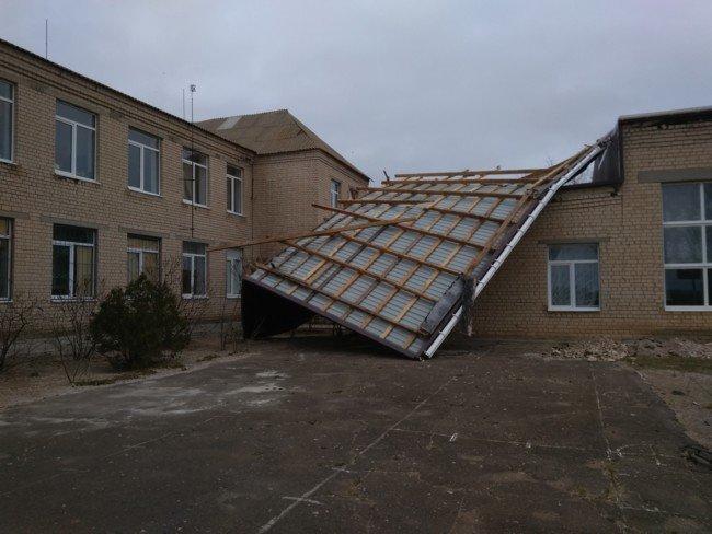 Из-за сильного шторма Кирилловку затопило, фото-6