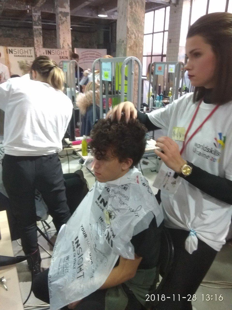 Парикмахер из Мелитополя показала свое мастерство на Всеукраинском конкурсе , фото-2